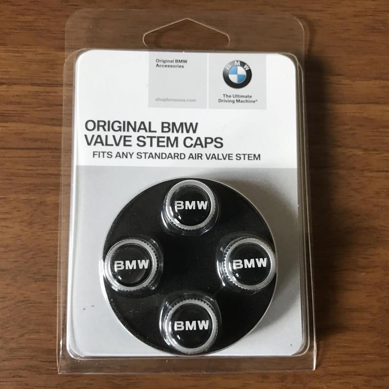 US BMW 純正 エアバルブキャップ