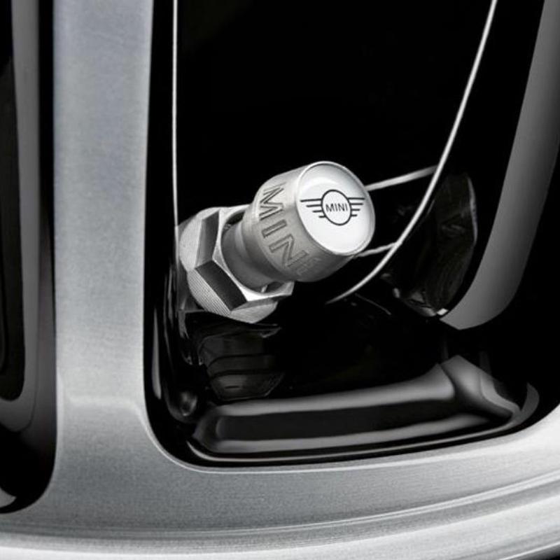 BMW MINI 純正 アルミエアバルブキャップ