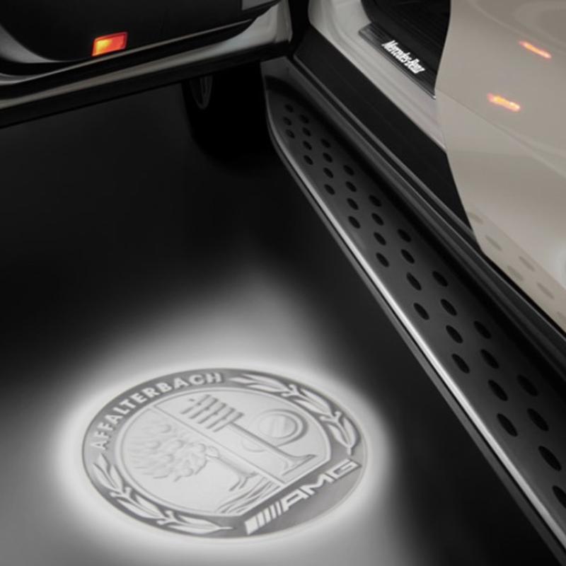 Mercedes-Benz  純正 AMG LED ドアプロジェクター W213 W205 W176  X253