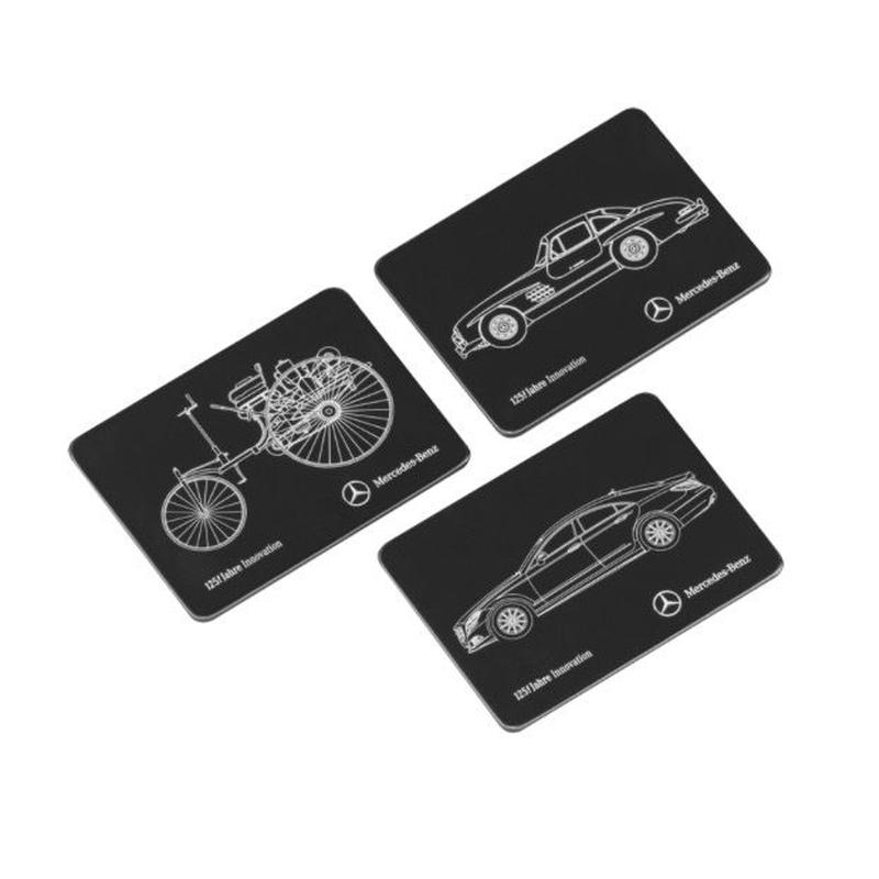 Mercedes-Benz  125周年記念 マグネットセット