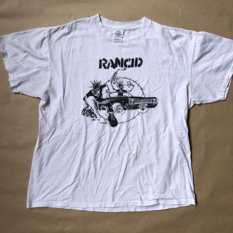 RANCID 03' T shirt