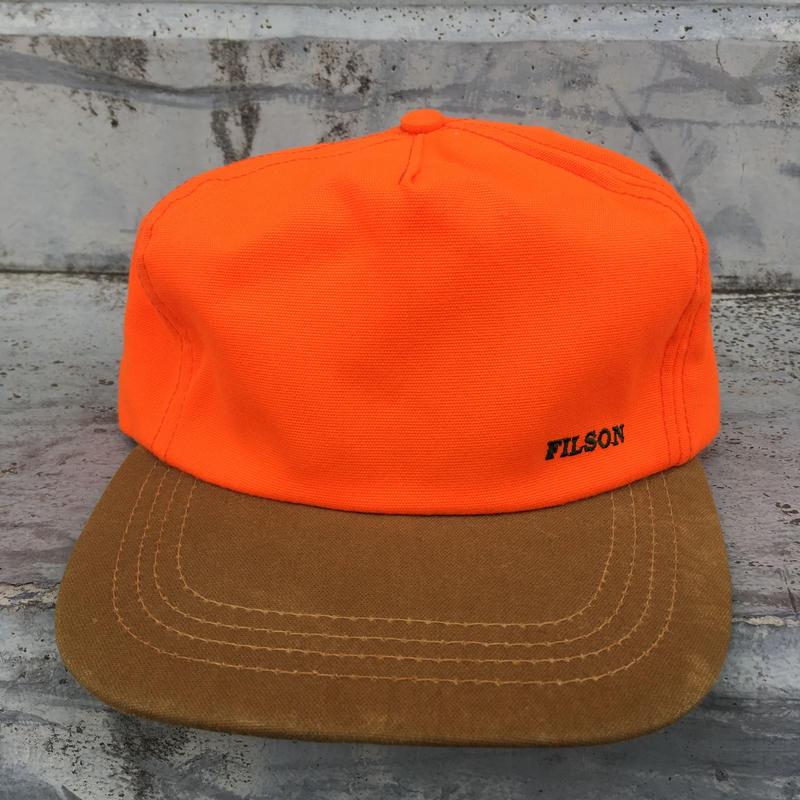 FILSON GARMENT  VINTAGE CAP