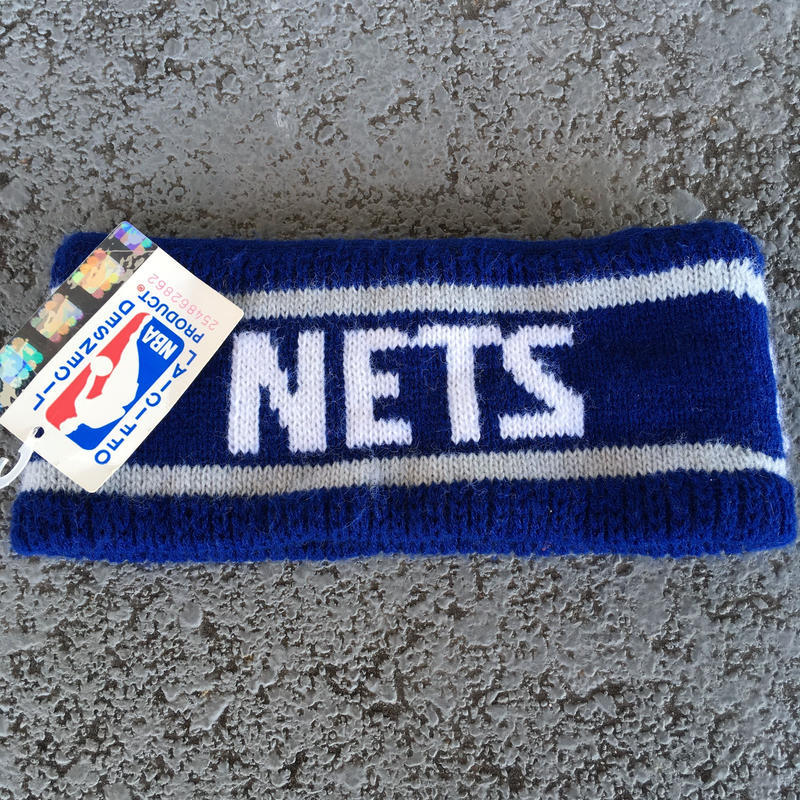 NBA New Jersey Nets Knit Headband