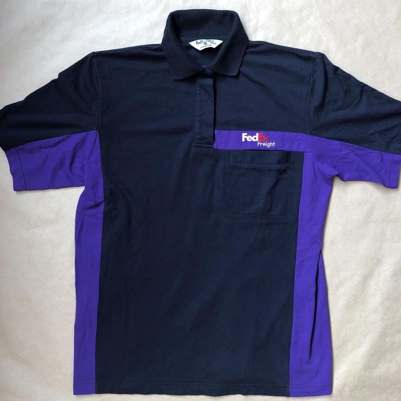 FedEx work  shirt