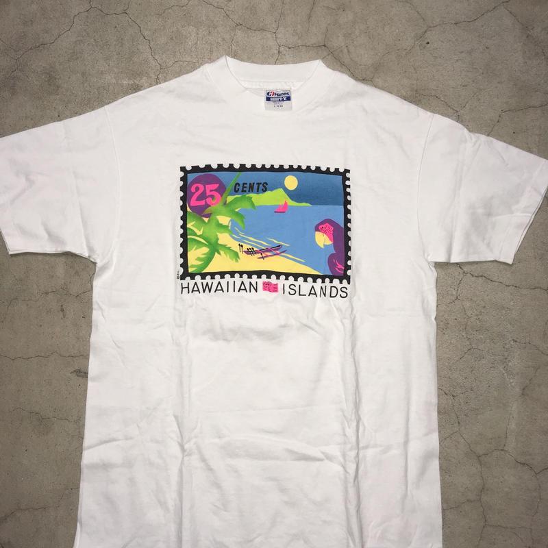 HAWAIIAN ISLAND t shirt