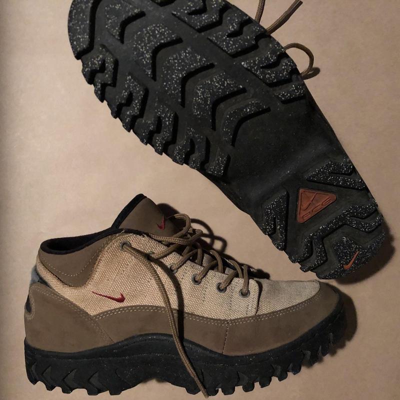NIKE ACG hiking shoes