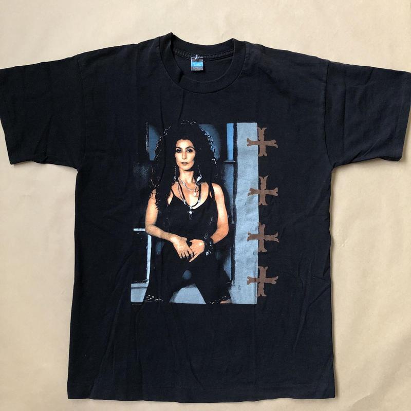 Cher vtg  t shirt