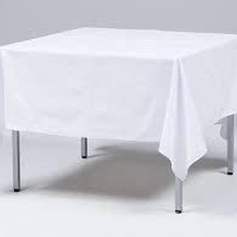 レンタル 正方形テーブル900×900+白布付(2名様用)