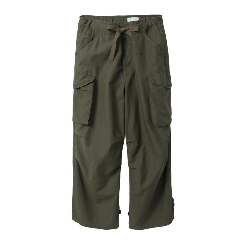 nuterm / Easy Cargo Trousers