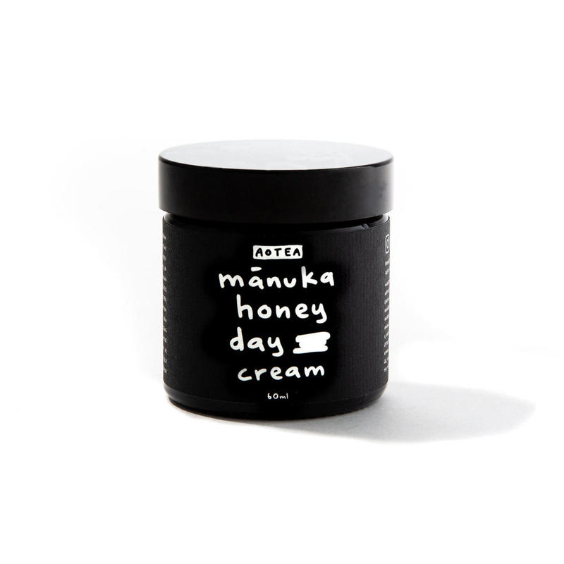 Aotea Mānuka Honey Day Cream (マヌカハニー デイクリーム) 60ml