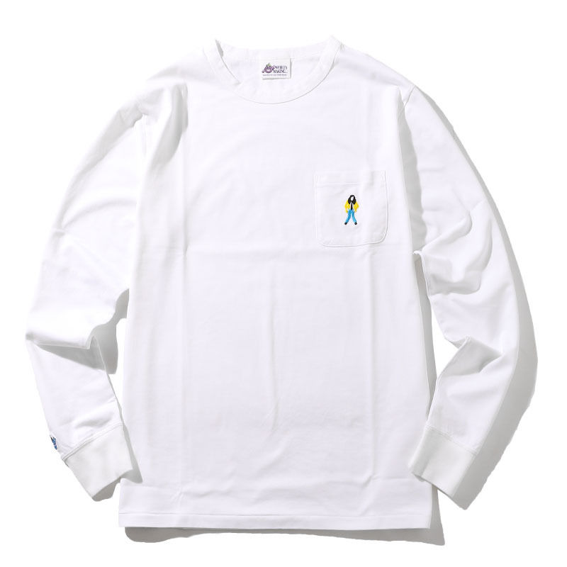 R.O.T POCKET LONG TEE