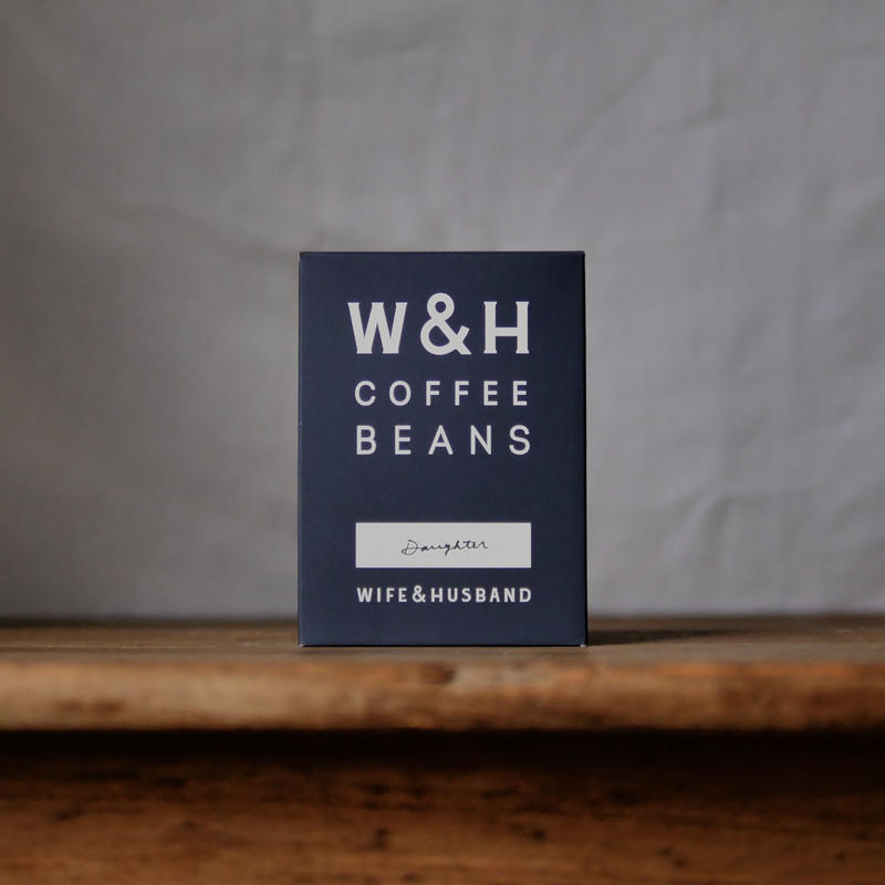 W&H COFFEE / ブレンド DAUGHTER 200g