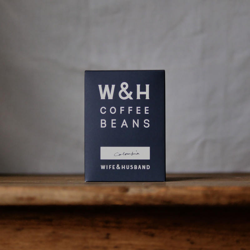 W&H COFFEE / COLOMBIA コロンビア 200g