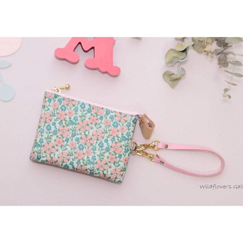 Mini Wallet Liberty Celandine
