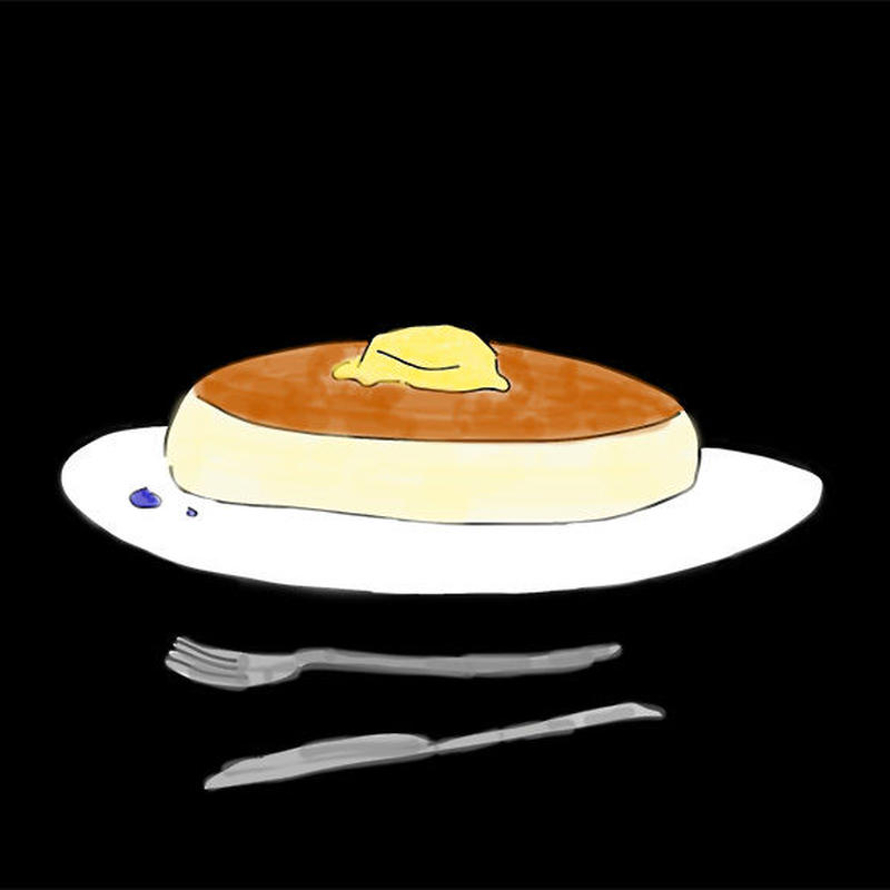 hotcake01  600 × 574(フリー素材)