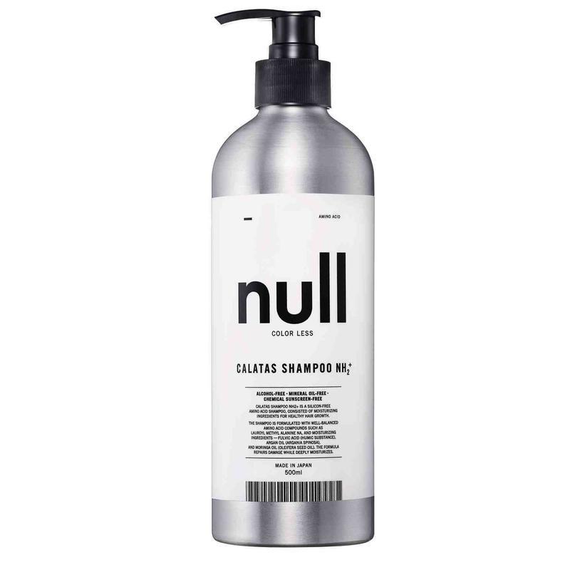 CALATAS SHAMPOO NH2+ Null[ヌル]