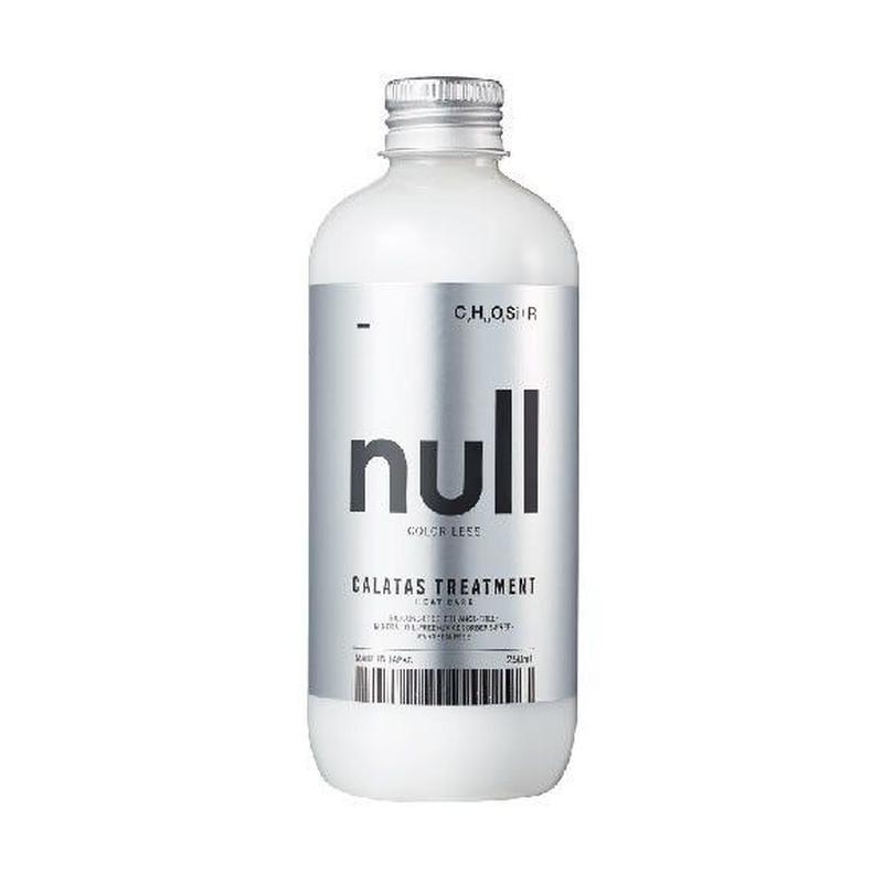 CALATAS TREATMENT HEAT CARE Null[ヌル]