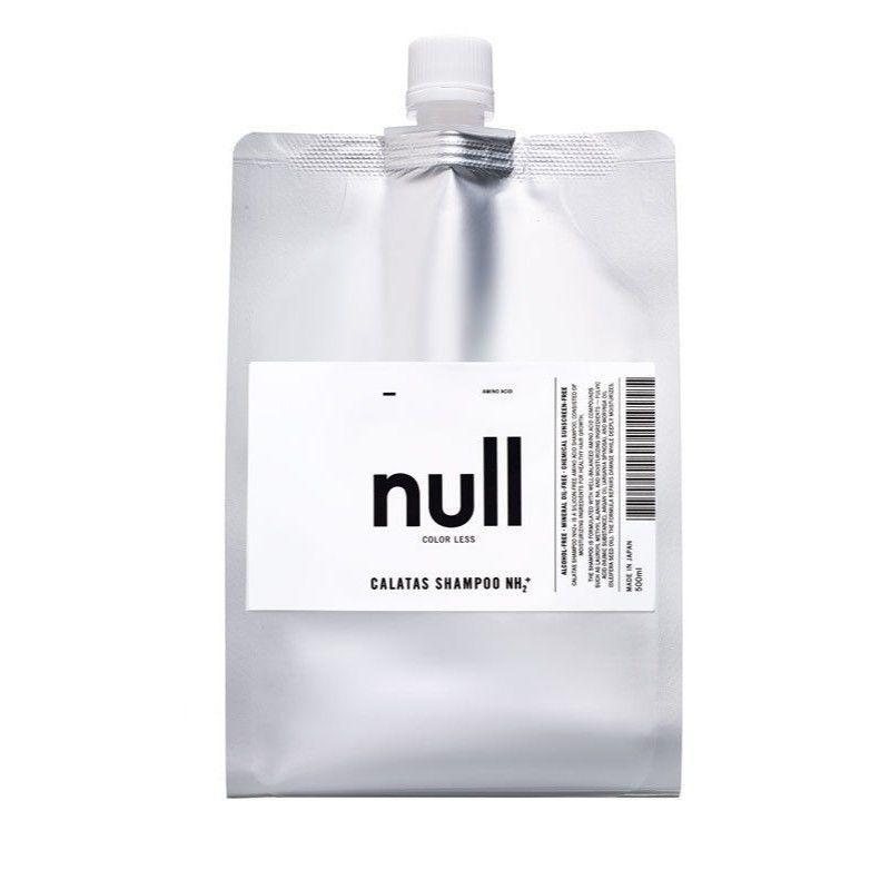 ※詰め替えレフィル CALATAS SHAMPOO NH2+ Null[ヌル] refill