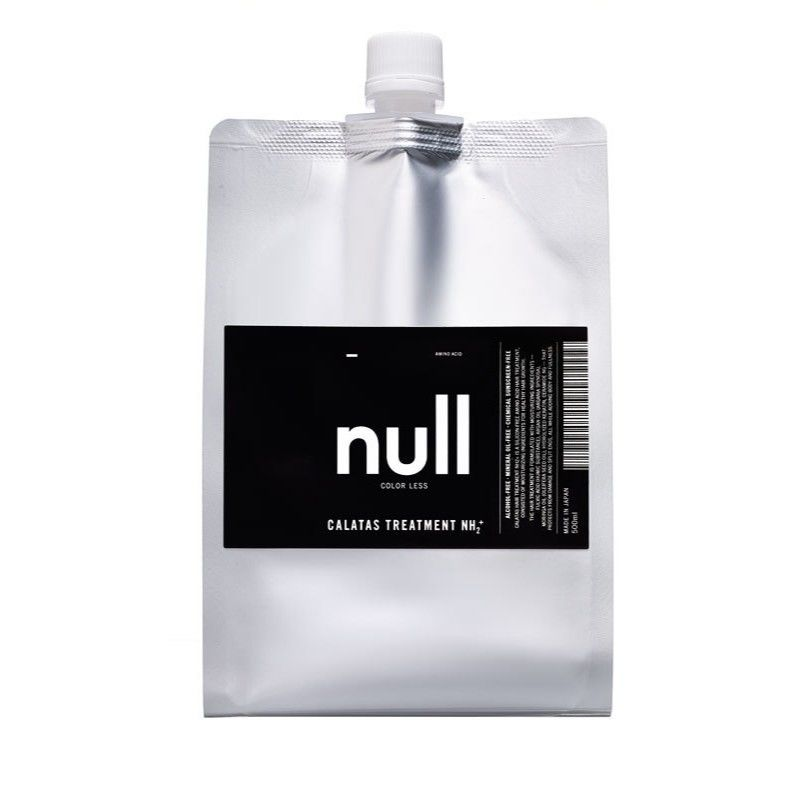 ※詰め替えレフィル CALATAS Treatment NH2+ Null[ヌル] refill