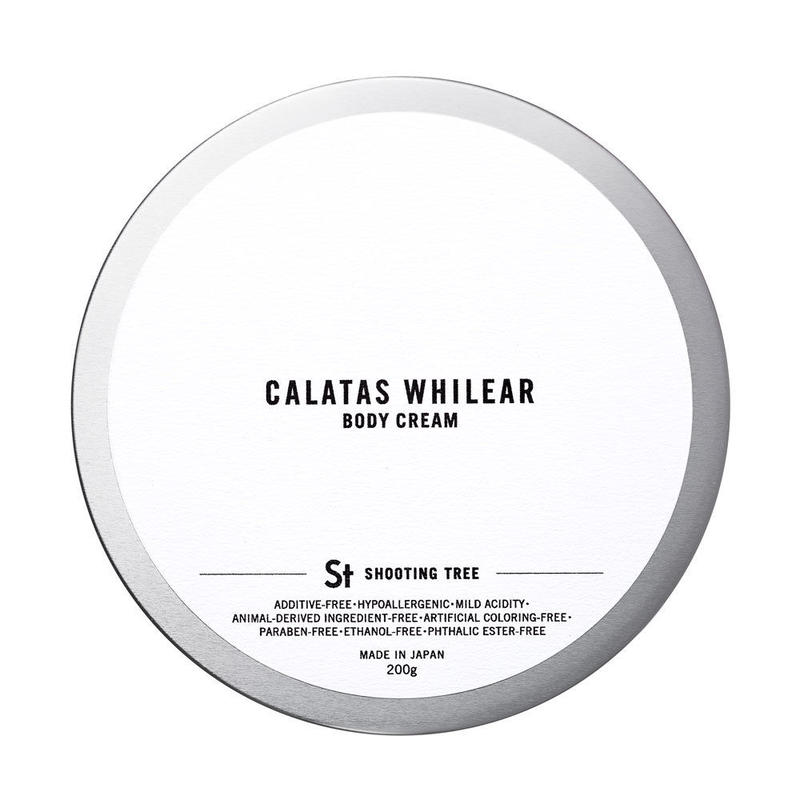 CALATAS WHILEAR BODY CREAM St [シューティングツリー]