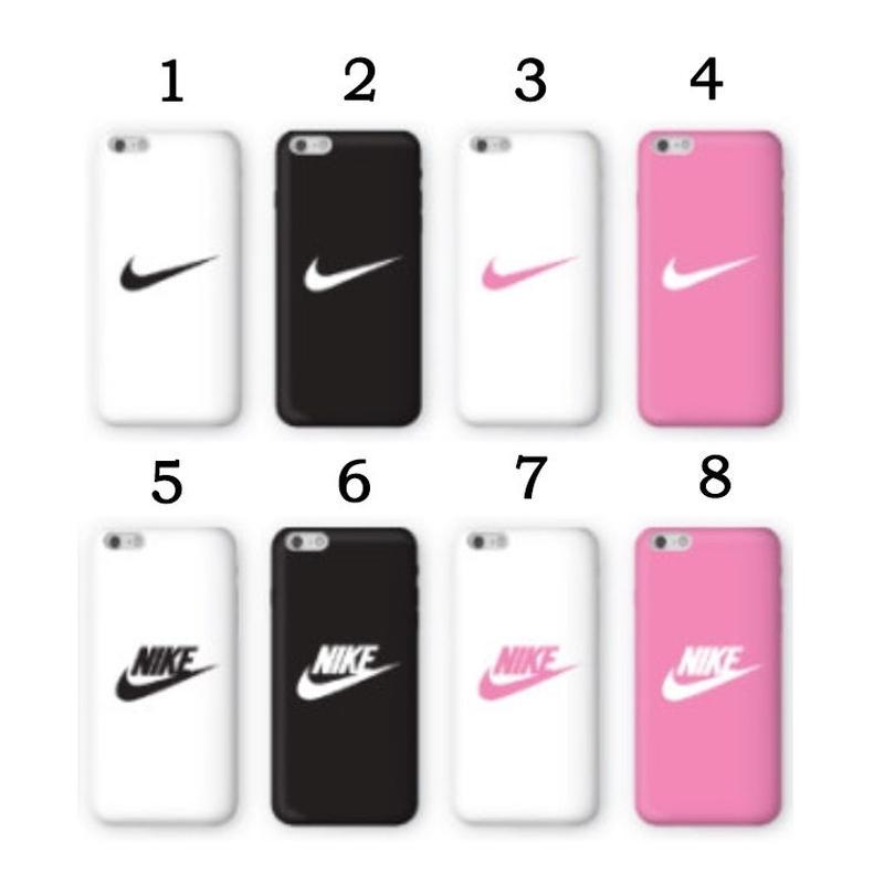 【超大人気!!】ナイキロゴハードケータイケース  Galaxy S10+  Galaxy S9+  iPhone7+  iPhone8+  iPhone X  iPhone XS