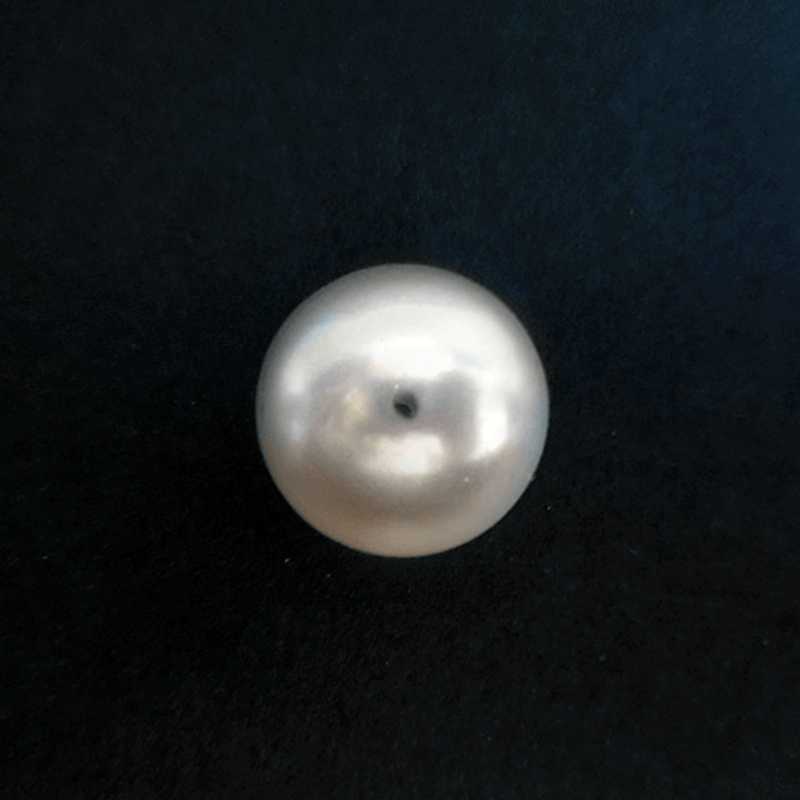 パールビーズ7mm《ホワイト》