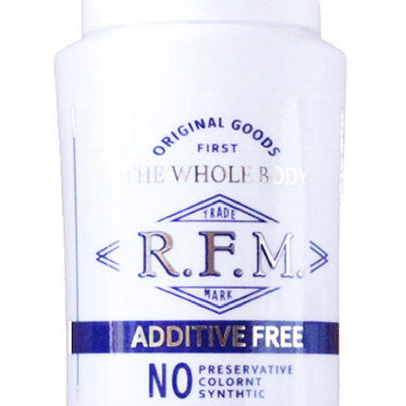 R.F.M 洗顔 200ml