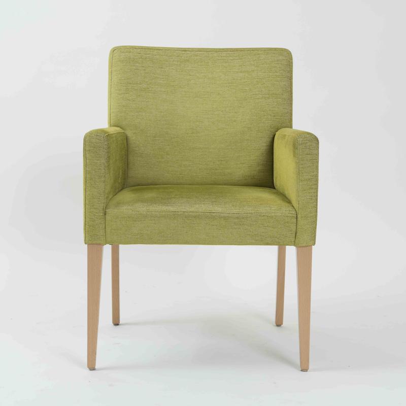 Marilyn Arm chair(オーダー製作)張地TypeA¥5000/m(画像TypeS)