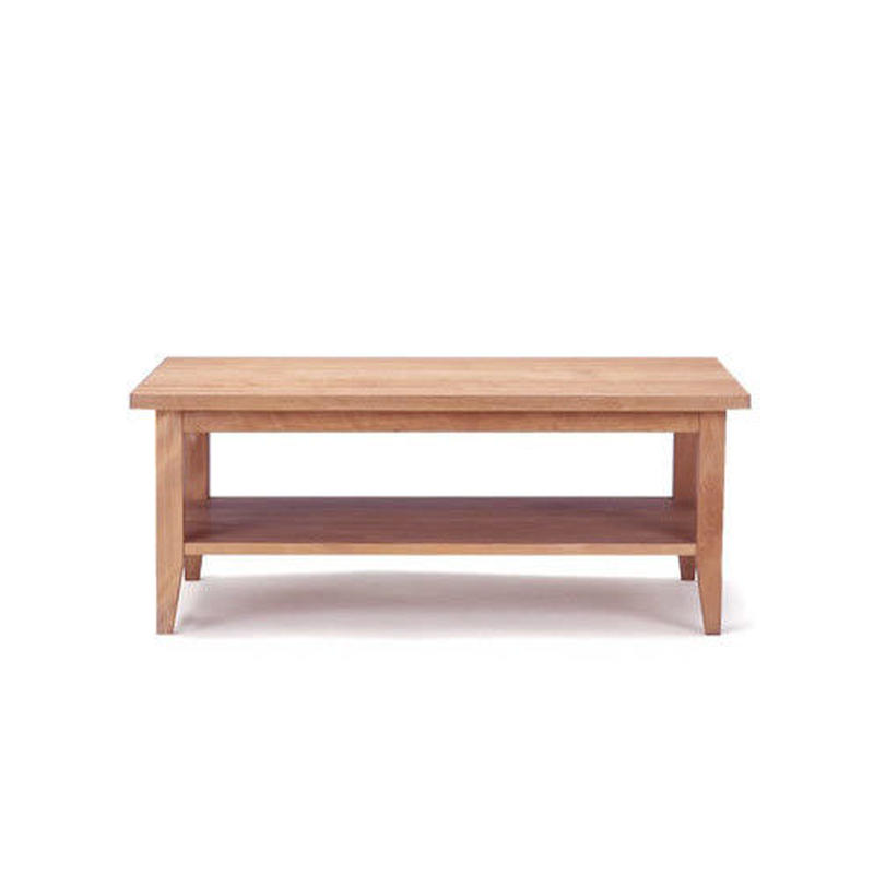 Low Table (LT-1)オーク無垢材:オイルフィニッシュ