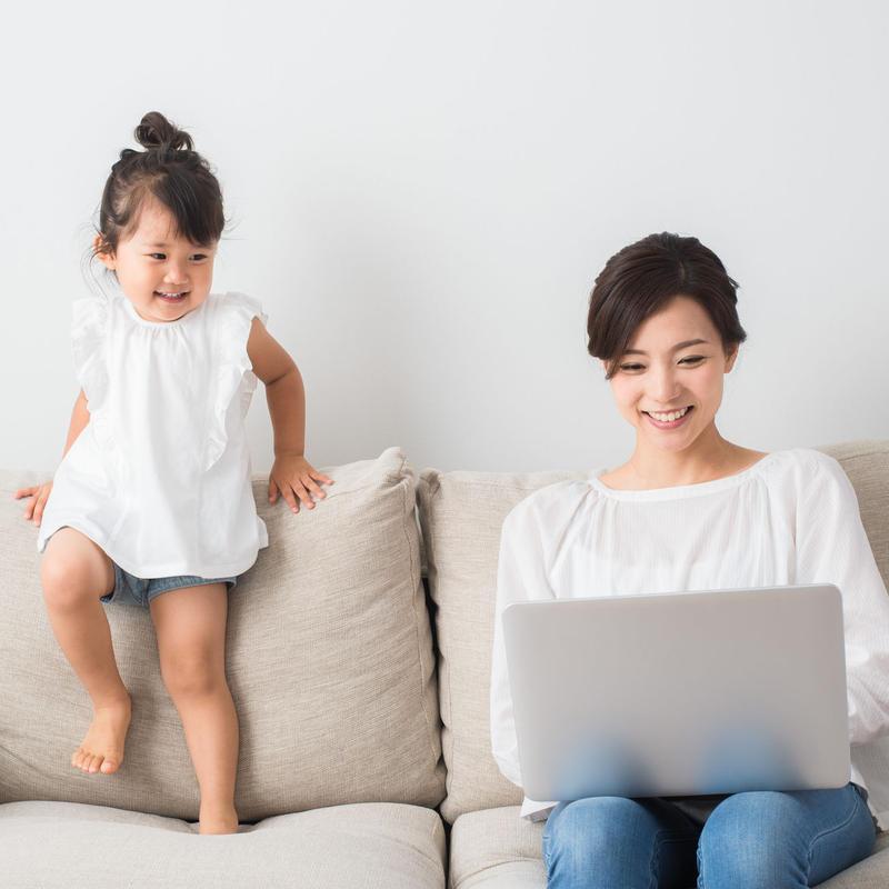 ママの個別相談・オンライン(60分)