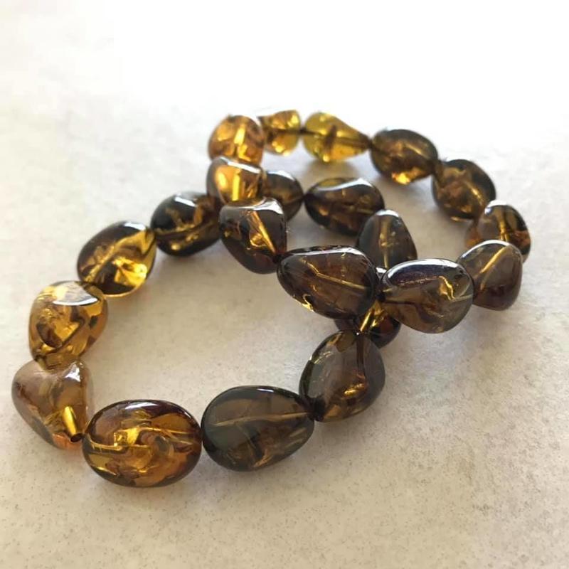 TOROMI bracelet  【olive green color】  15cm