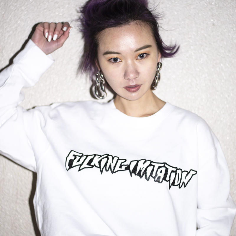 "【Sweat】""FUCKING IMITATION"" Sweat / No Gimmick Classics"