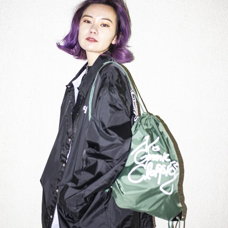 """【Bag】""""LOGO"""" Knapsack (4 COLORS) / No Gimmick Classics"""