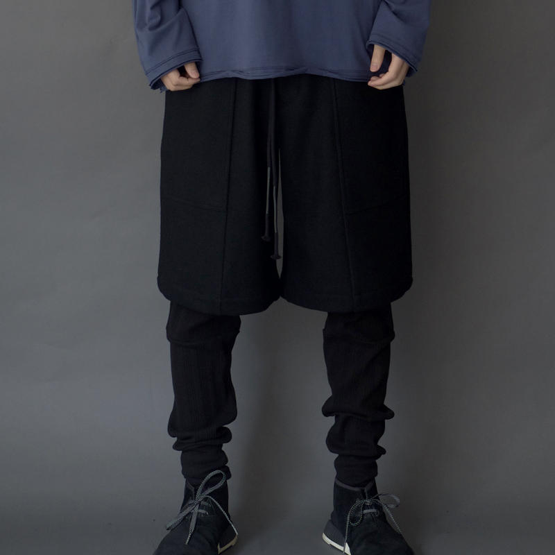 LAYERED PANTS