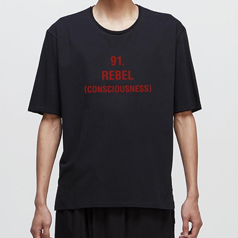 PRINT CUTSEW       91.REBEL (CONSCIOUSNESS)