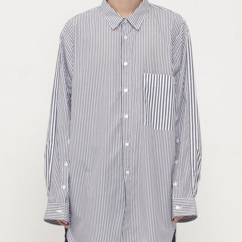 DOCKING STRIPE SHIRTS