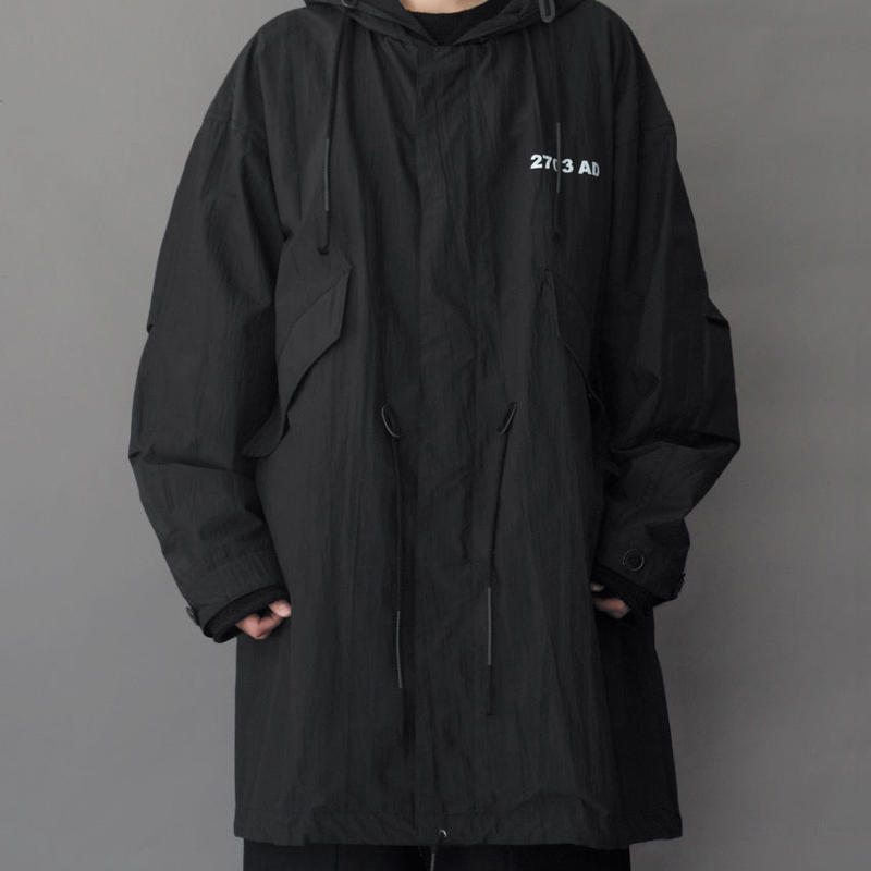 NYLON MODS COAT