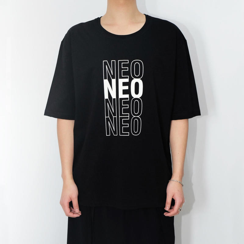 "ARCHIVE PRINT CUTSEW ""NEO PSYCHEDELIA"""