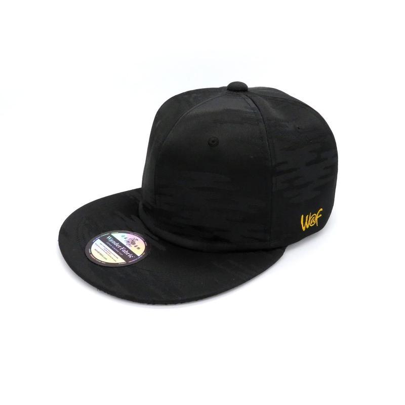 KIMONO CAP ALLBLACK:19051