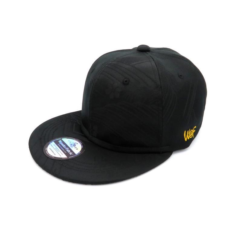 KIMONO CAP ALLBLACK:19052