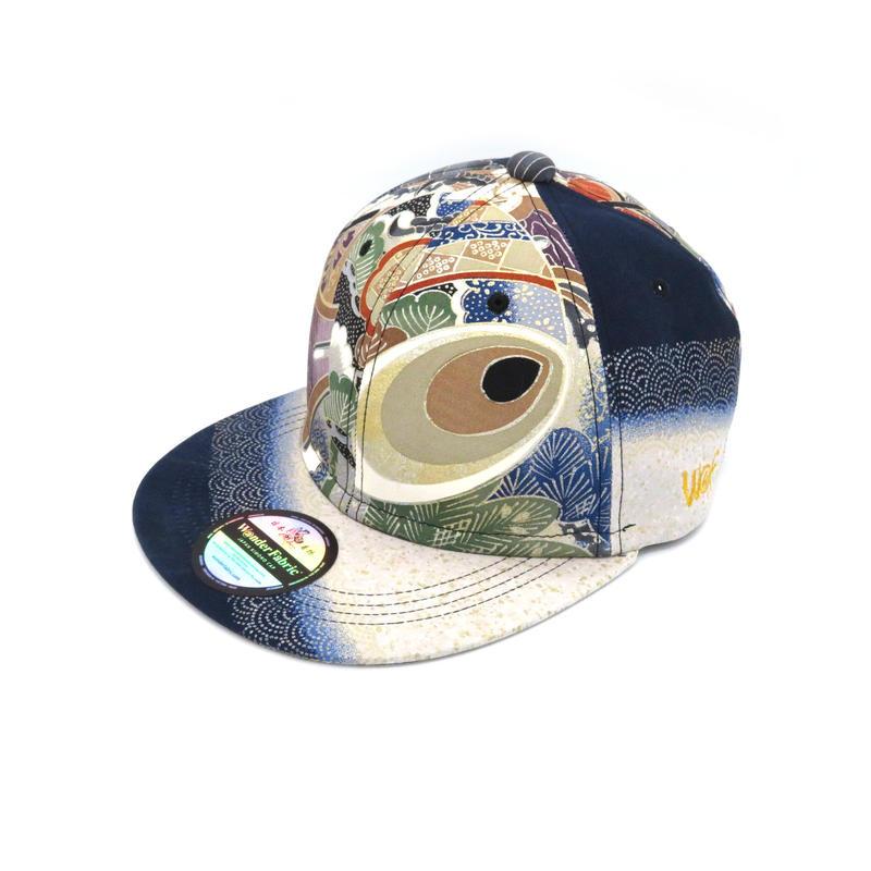 KIDS 753 KIMONO CAP 003