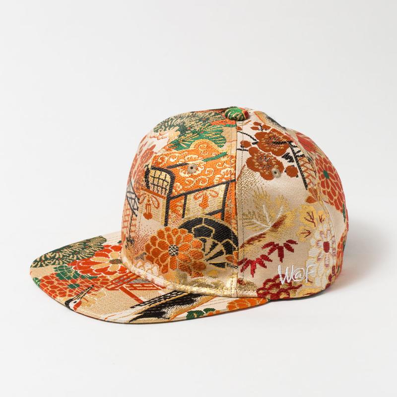 KimonoObiCap:JO-A014-2