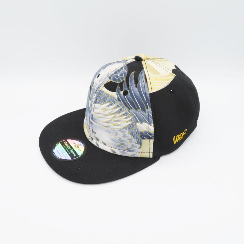 KIDS 753 KIMONO CAP 001