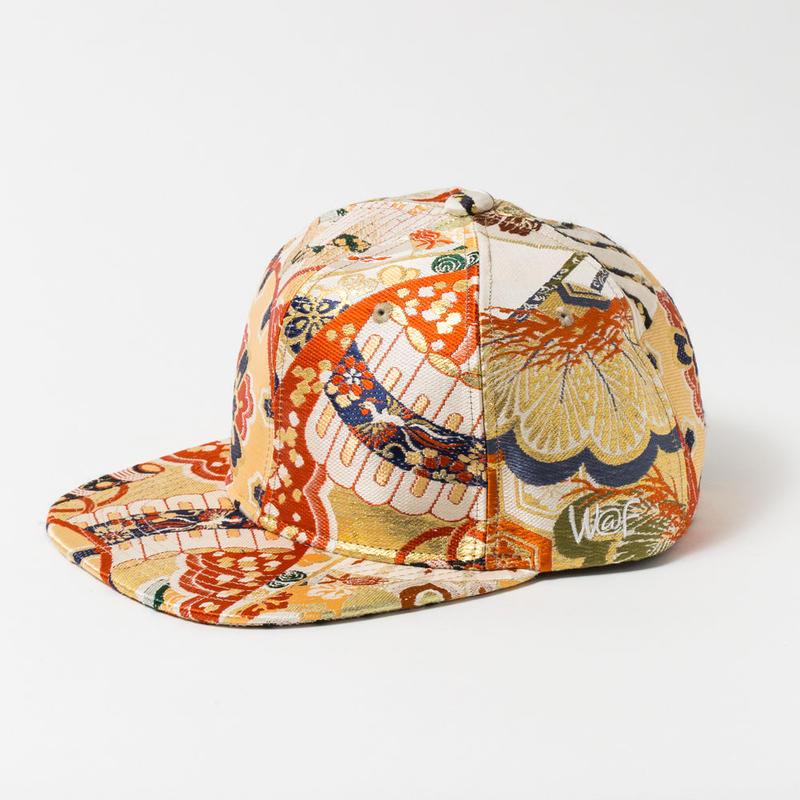 KimonoObiCap:JO-A007-2