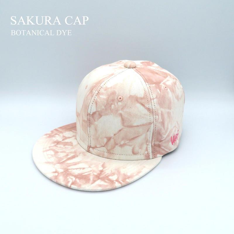 SAKURA CAP:1905MensFlatBrim