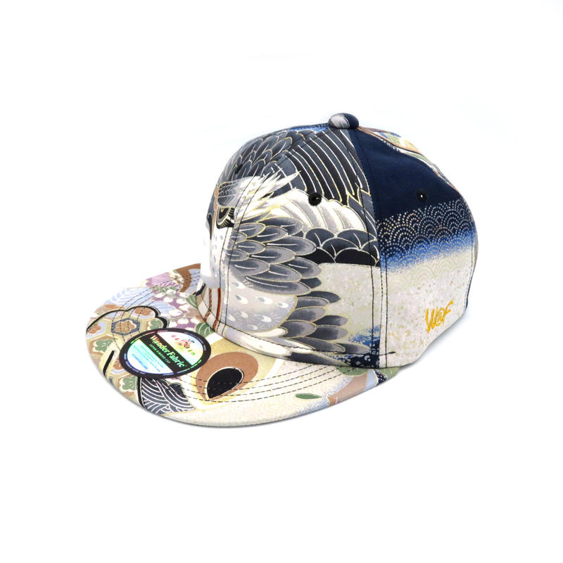 KIDS 753 KIMONO CAP 002