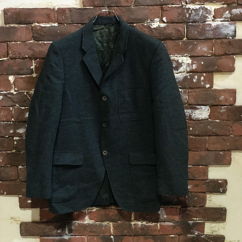 OLD WOOL TAILORED JACKET