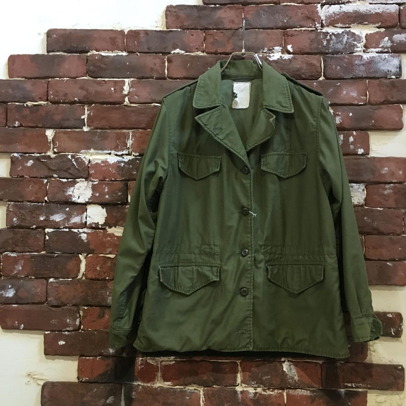 OLD LADIES MILITARY TYPE JACKET
