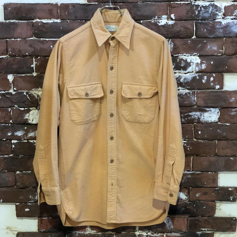 LL BEAN CHAMOIS CLOTH SHIRT