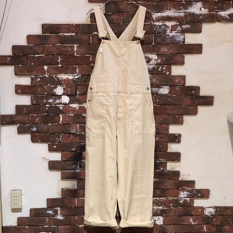 60-70s STONE CUTTER O/W DUCK OVERALL